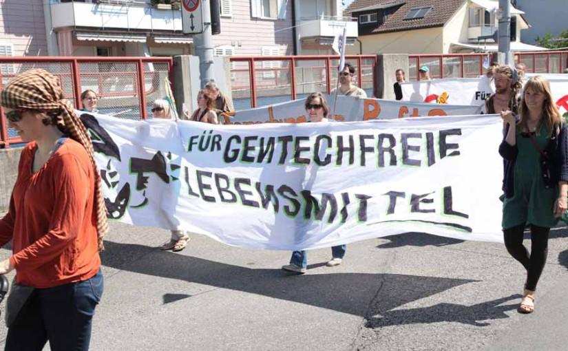 Fotos Demo Oldawa Lazarus @ SchReckenholz.ch